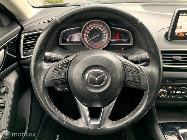 Mazda 3 2.0 TS+ Automaat Navi Clima Led 18