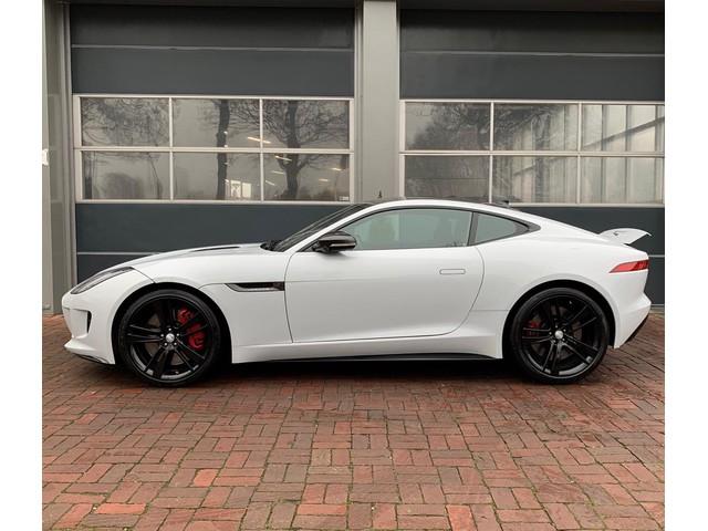 Jaguar F-Type 3.0 V6 S Coupe British Design Edition 381PK 2016 KM 49.000 Nap 1e eigenaar Dikke Bom !!