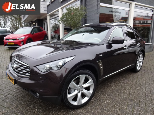 Infiniti FX 37 S AWD Automaat 320pk, Full options