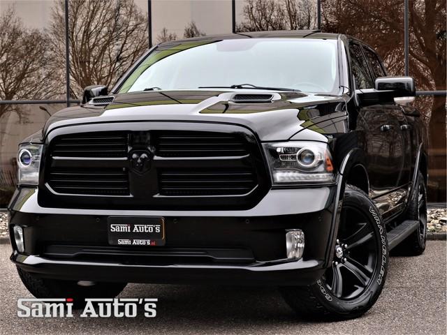 Dodge Ram 1500 BLACK OPS | SPORT | 5.7 V8 HEMI 401 PK | 4X4 | LAGE BIJTELLING | DUBBELE CABINE | 5 PERSOONS |