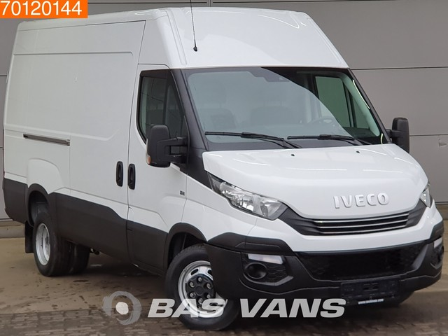 Iveco Daily 35C14 Automaat L2H2 Dubbellucht Airco Cruise L2H2 11m3 Airco Cruise