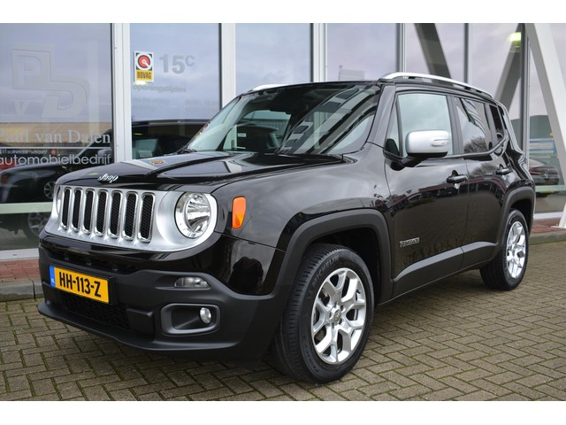 Jeep Renegade 1.4T 140PK LIMITED NAVI PDC CLIMA CRUISE