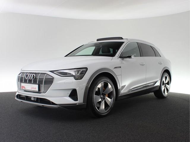 Audi e-tron 55 quattro 361pk Pro Line Plus | €97.900,-- incl BTW | Navigatie |Stoelverwarming | Automaat | Keyless go | Camera spiegel | Mf