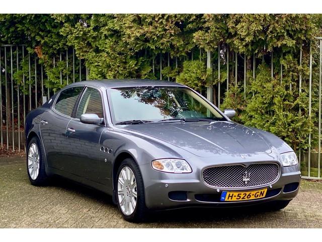 Maserati Quattroporte 4.2 Executive GT 2e eigenaar, youngtimer!, 63.102 km dealer onderhouden,