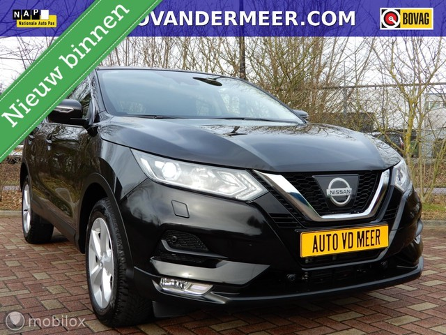Nissan QASHQAI 1.2 Business Edition AUTOMAAT LED CAMERA PDC NAVI ETC.!