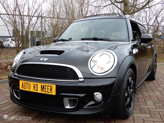 MINI Mini 1.6 Cooper S Chili 184PK AUTOMAAT FULL OPTIONS!XENON PANORAMADAK LEDER HARMAN-KARDON!