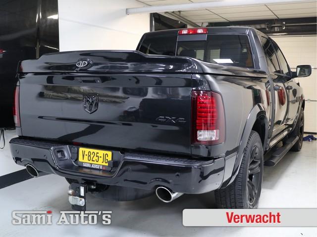 Dodge Ram 1500 SPORT | VERWACHT | LUCHTVERING | 5.7 | CREWCAB | LPG G3 | DUBBELE CABINE | 3500 KG |