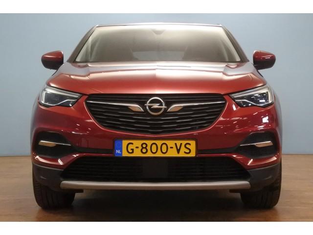 Opel Grandland X 1.2 Turbo Innovation 130PK automaat climate navi lmv