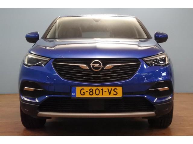 Opel Grandland X 1.2 Turbo AUTOMAAT Innovation 130PK climate navi lmv pdc