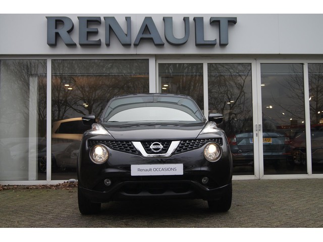 Nissan Juke 1.2 DIG-T S&S 115pk 2WD N-Connecta