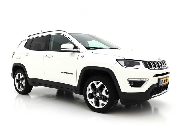 Jeep Compass 2.0 MultiJet Opening Edition 4x4 AUT. *1 2LEDER+NAVI+BEATS+DAB+KEYLESS+APPLE-CARPLAY+ECC+PDC*