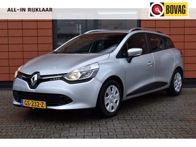 Renault Clio Estate 1.5 dCi Expression Navi Airco Pdc Trekhaak Cruise