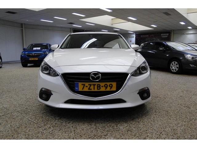 Mazda 3 Skyactive-G 120 pk Skylease