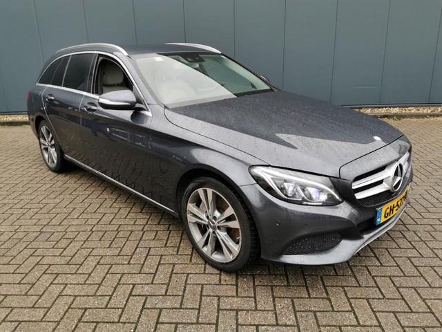 Mercedes-Benz C-Klasse Estate 350 e Lease Edition AUT. *LED+LEDER+NAVI+PDC+ECC+CRUISE*