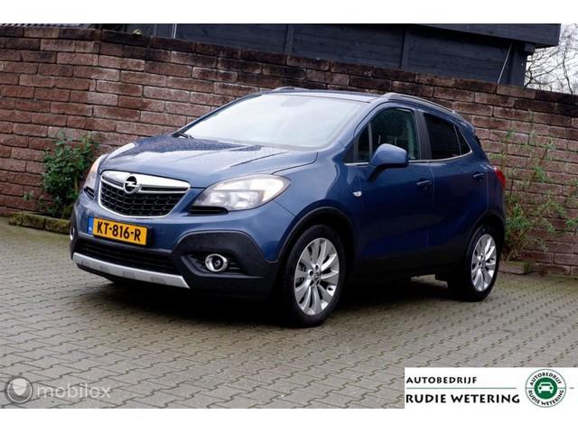 Opel Mokka 1.4 T. Innovation leer nav ecc cam trekhaak lmv18