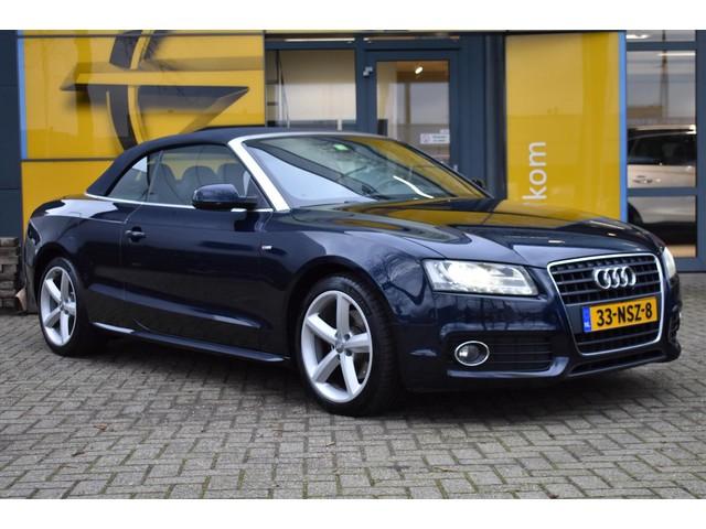 Audi A5 2.0 TFSI 180pk multitronic