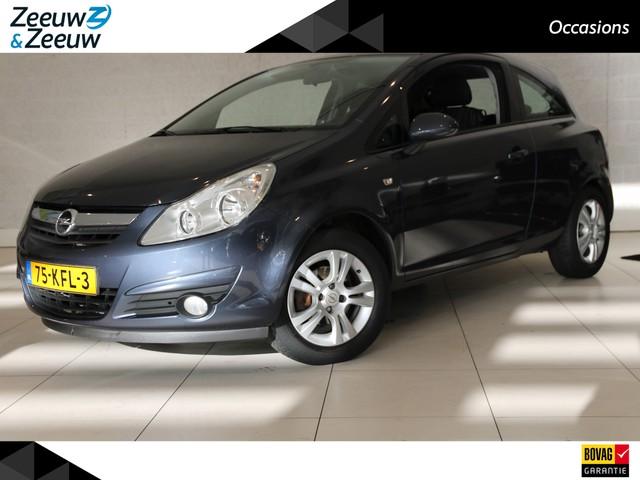 Opel Corsa 1.2-16V Enjoy Airco   Bovag garantie
