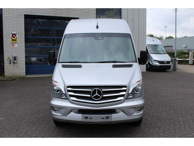 Mercedes-Benz Sprinter 316 CDI L2 H2 Xenon, Navigatie, Chrome grille, Geveerde stoel, Etc.