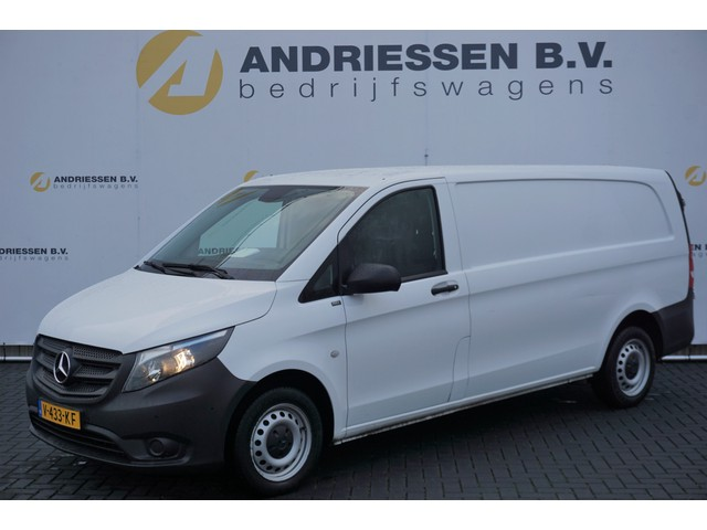 Mercedes-Benz Vito 111 CDI L2H1, **66.652KM**, PDC Voor + Achter, Achteruitrijcamera, Cruise Control