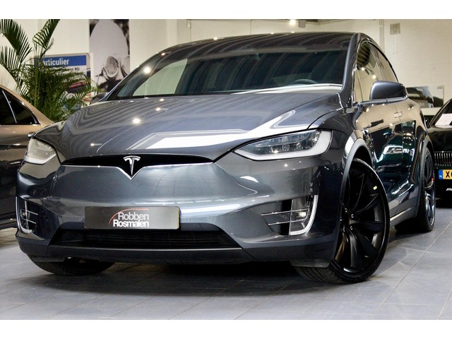 Tesla Model X 100D 422PK 4WD l EX.BTW l 4% BIJT.