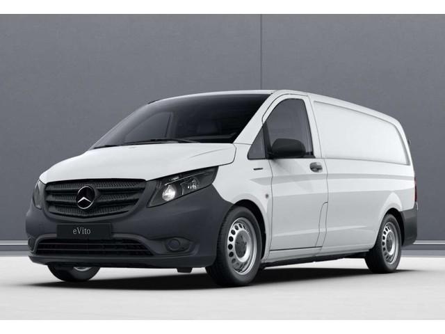 Mercedes-Benz Vito eVito Lang | Launch Edition | Volledig Elektrisch | All in-Prijs