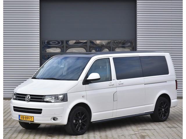 Volkswagen Transporter Multivan 2.0 TDI L2H1 4Motion Comfortline Dubbele Cabine