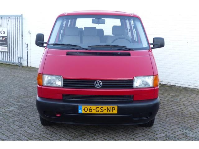 Volkswagen Transporter Kombi 2.0 292 MARGE BENZINE NETTE STAAT 9PERSOONS LAGE KILOMETERSTAND