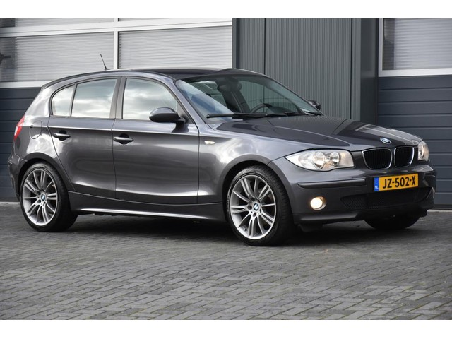 BMW 1 Serie 116I Airco 5 Deurs Lage Km stand