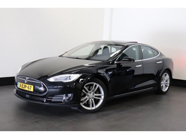 Tesla Model S 85 368 PK | AUTOPILOT | PANO-DAK | LEDER | € 35.950,- Ex.