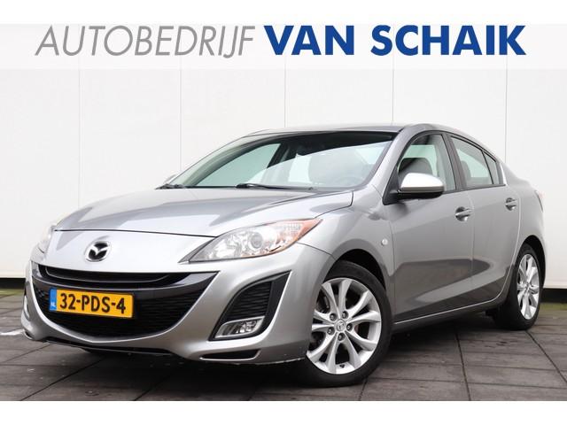 Mazda 3 2.0 DiSi GT-M | 151 PK | NAVI | CRUISE | CLIMATE | LMV | XENON |
