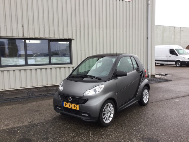 Smart Fortwo coupe 1.0 mhd Pure Alu Velg .Airco incl btw en incl bpm €261