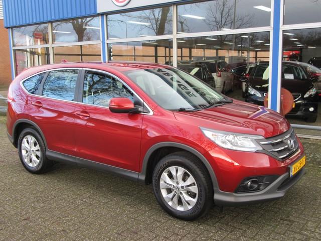 Honda CR-V 2.0 Comfort CAMERA - ECC - PDC - LM VELGEN- INCL 6 MND GARANTIE