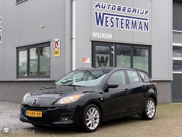 Mazda 3 1.6 GT-M Line Clima Cruise Pdc 17