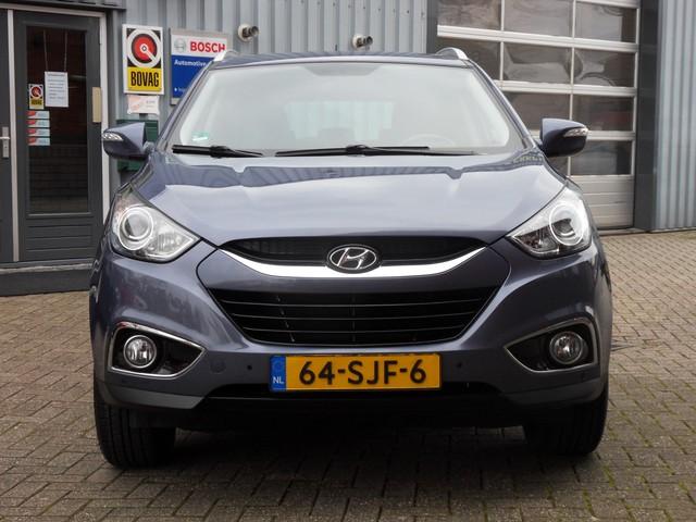 Hyundai ix35 1.6i GDI Style Navigatie | Trekhaak