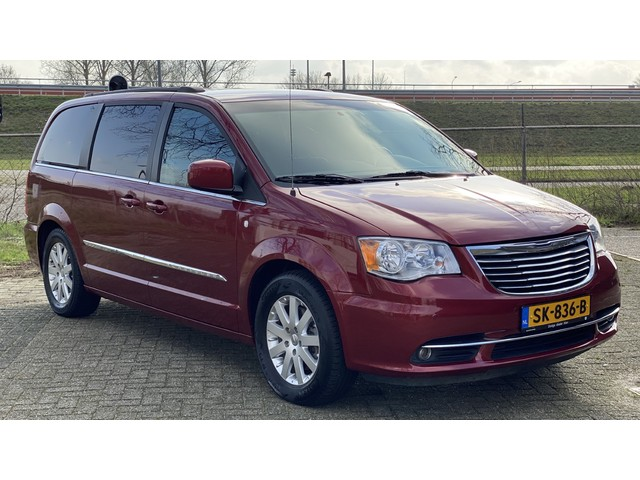 Chrysler Town & Country 3.6 V6 DVD NAVI 7PERS Stow&Go