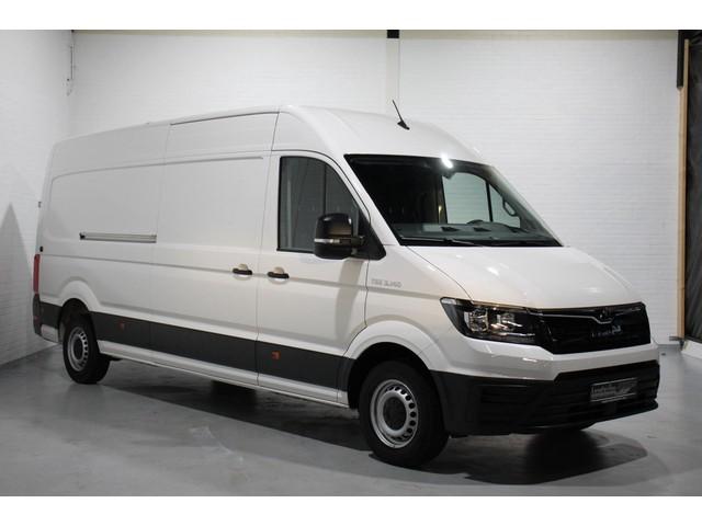 MAN TGE 2.0 TDI 140 pk L4H3 DSG Aut., Airco, Bluetooth, Bijrijdersbank, Opstap achter, 270 Graden deuren