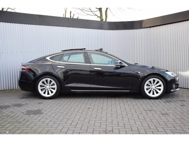 Tesla Model S 90D 525PK 74.900incl. BTW Pano Autopilot Luchtveri