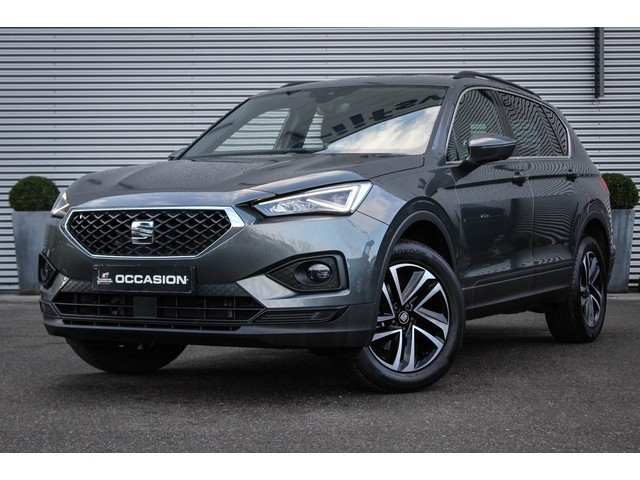 Seat Tarraco Style 1.5 TSI 150pk 7pers. Navigatie Active info display Cruise control Achteruitrijcamera LED koplampen DAB Climatronic