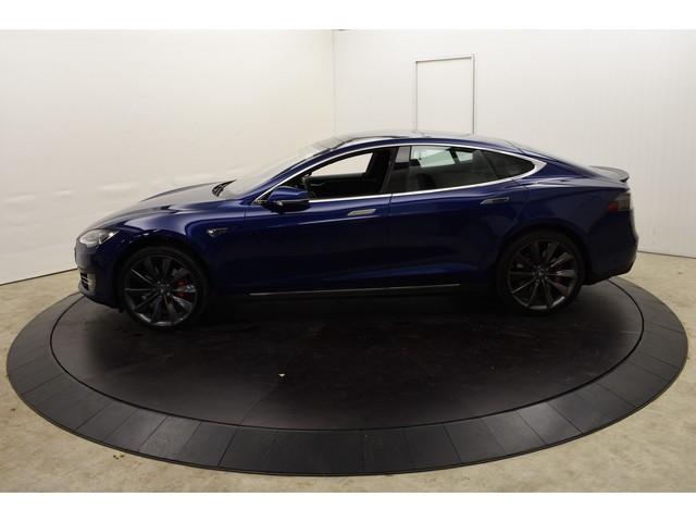 Tesla Model S P90D S Performance 735PK Insane 4WD Autopilot Air suspension