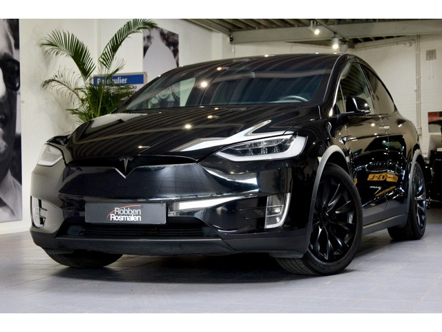 Tesla Model X 100D 422pk 4WD 6P l Ex BTW l FULL