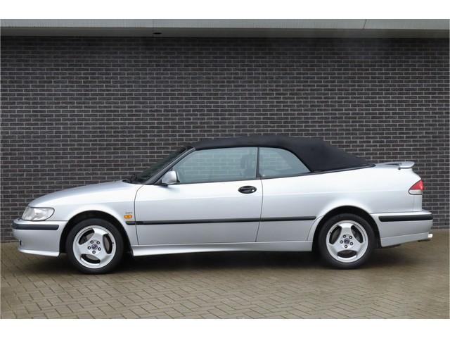 Saab 9-3 Cabrio 2.0 Turbo SE Aero | Org. NL auto | Volledige historie aanwezig |