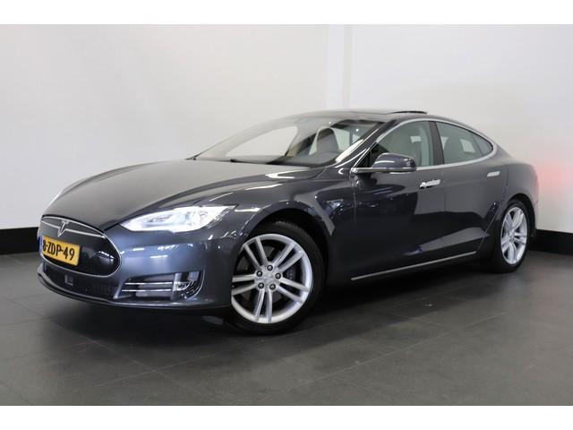 Tesla Model S 85 368 PK | AUTOPILOT | PANO-DAK | LEDER | € 36.950,- Ex.