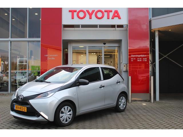 Toyota Aygo 5-DRS AIRCO NL-AUTO 1E EIGENAAR