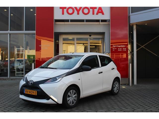 Toyota Aygo 5-DRS AIRCO 1E EIGENAAR NL-AUTO