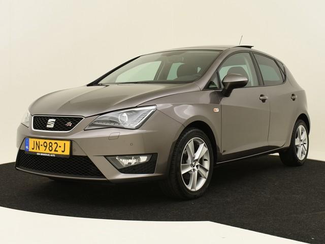 Seat Ibiza 1.0 EcoTSI 95PK FR Connect | 1ste Eig. | Xenon Verlichting | Cruise Control | PDC v+a | 16'' LMV