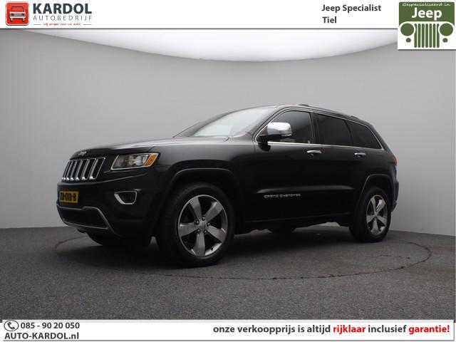 Jeep Grand Cherokee 3.6 Limited | Rijklaarprijs