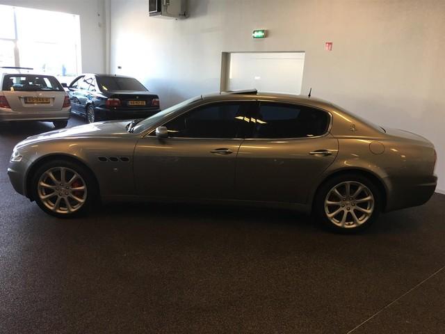 Maserati Quattroporte 4.2 EXECUTIVE GT, LEER, NAVIGATIE, XENON, BOSE, APK 02-2020  400PK
