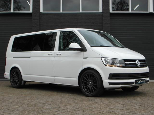 Volkswagen Transporter Caravelle Multivan 4Motion (4x4), 2.0 TDI 150PK, L2H1, ECC, 7-Pers. €32.945 incl. BTW BPM
