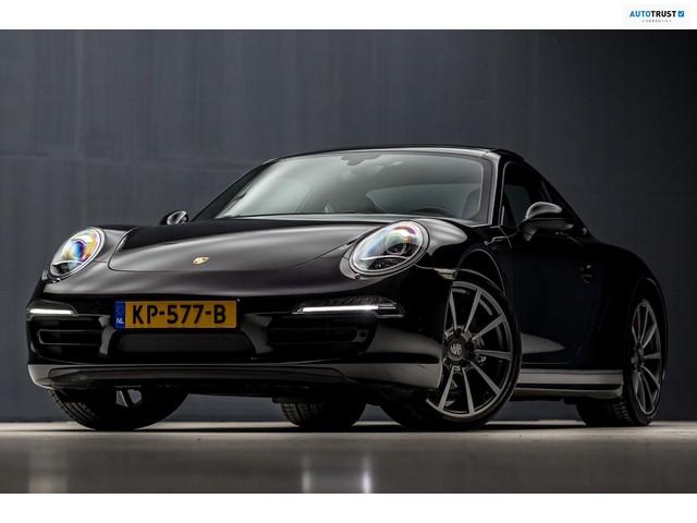 Porsche 911 3.4 Carrera 4 PDK (SCHUIFDAK, SPORTDESIGN STUURWIEL, NAVI, DEALER ONDERHOUDEN, BOSE SURROUND, NIEUWSTAAT)