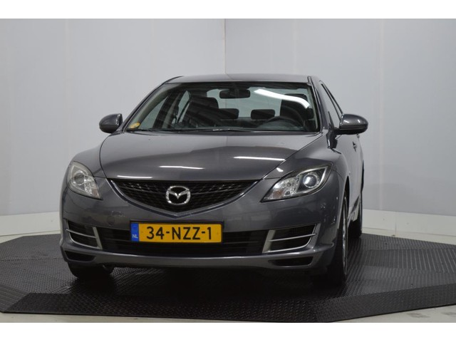 Mazda 6 2.0 CiTD Business Airco, Trekhaak, Nette auto